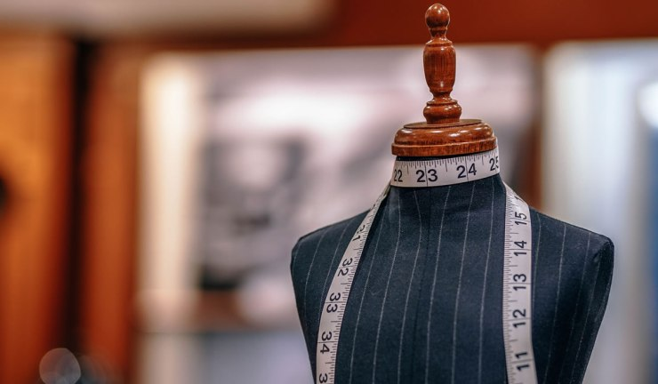 Measuring your Irish dress